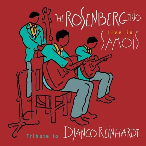 Live in Samois, Tribute to Django Reinhardt