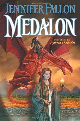book cover of Medalon