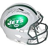 Joe Namath Signed New York Jets Speed Replica Blaze Helmet