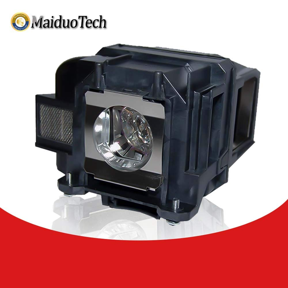 MaiDuoTech ELP78 Bulb for Epson ELPLP78 PowerLite Home Cinema 2030 2000 730HD 725HD 600 VS230 VS330 VS335W EX3220 EX6220 EX7220 EX7230 EX7235 EX5220 V13H010L78 Replacement Projector Lamp
