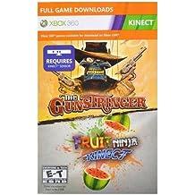 The Gunstringer/Fruit Ninja - XBOX Kinect - Full Game Download Card
