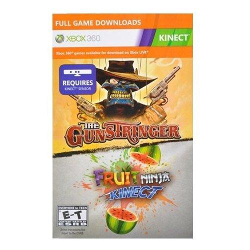 Gunstringer Fruit Ninja XBOX Kinect Download