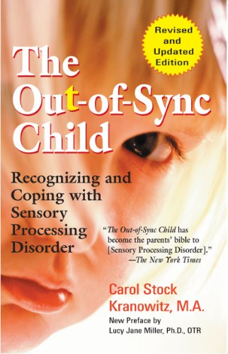 The Out-of-Sync Child (The Out-of-Sync Child Series) cover