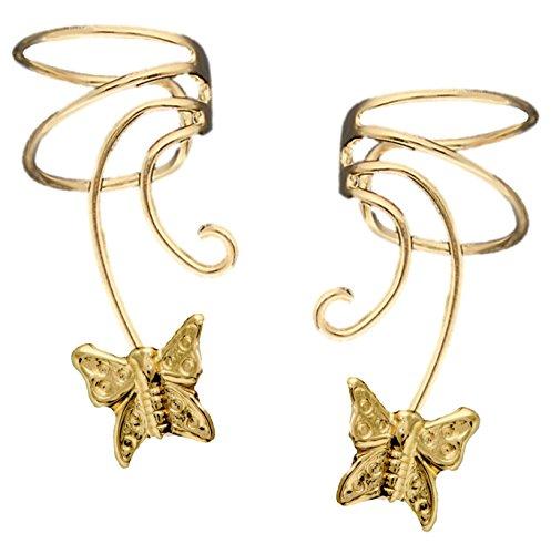 Butterfly Short Wave Ear...
