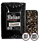 Italian Roast Espresso Coffee, Whole Bean, Fresh Roasted Coffee LLC