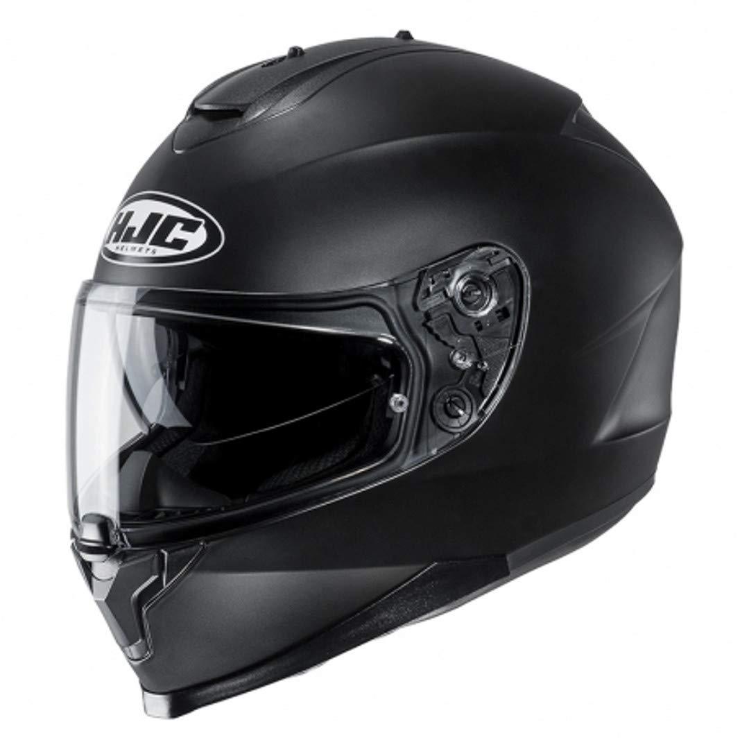 M HJC 15107008 Motorrad Helm Schwarz