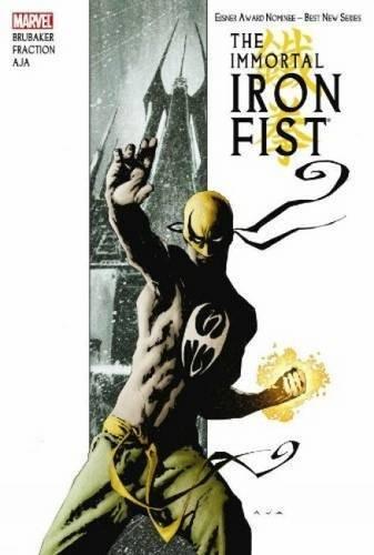The Immortal Iron Fist Omnibus by Ed Brubaker (2009-06-24) (Iron Fist Omnibus)