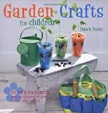 Book cover image for Garden Crafts for Children