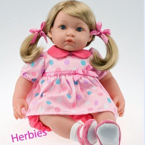 Berenguer LOVEABLE DOLL Toddler Friends 20