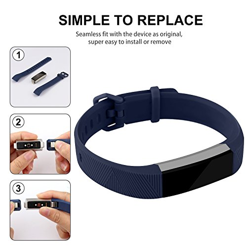 For-Fitbit-Alta-Bands-and-Fitbit-Alta-HR-Bands-Newest-Adjustable-Sport-Strap-Replacement-Bands-for-Fitbit-Alta-and-Fitbit-Alta-HR-Smartwatch-Fitness-Wristbands-Black-Navy-Gray-Large