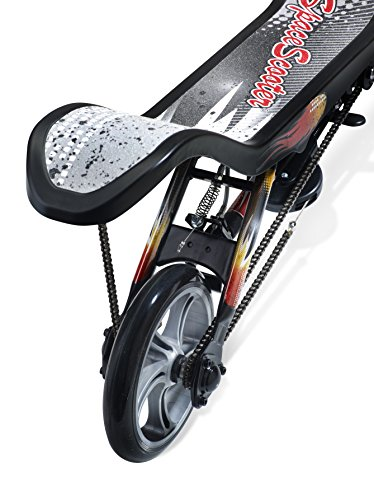 Space Scooter-X580 Patinete, Color Negro, Talla Unica ...