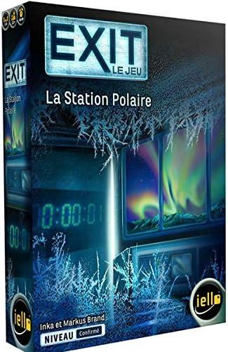 Iello – Exit: La estación polar, 51491 edición francesa: Amazon.es ...