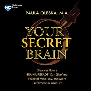 Your Secret Brain Audiobook