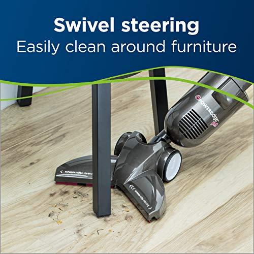 Bissell PowerEdge Hardwood Floor Stick Gray