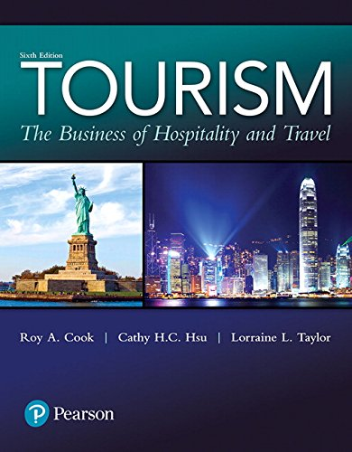 Tourism:Business Of Hospitality...