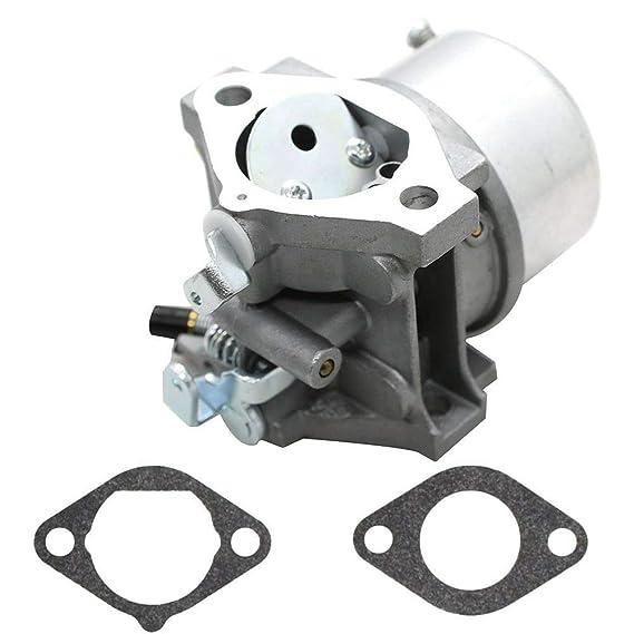 Desconocido Carburador para cortacésped John Deere 285 320 345 ...