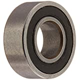 BC Precision 30MR1152RS Thirty (30) MR115-2RS 5x11x4mm Precision Ball Bearings