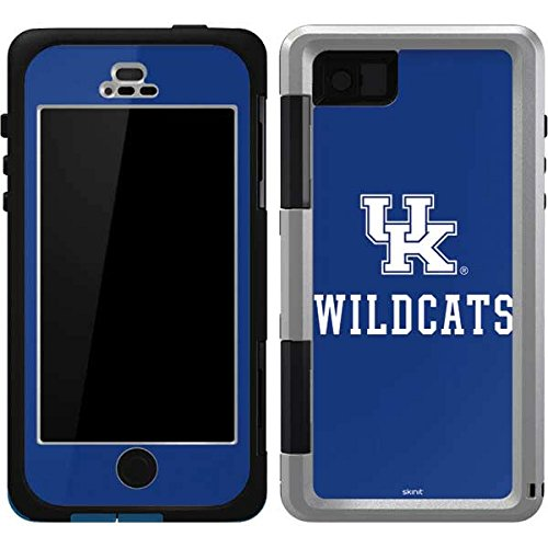 (Skinit UK Kentucky Wildcats OtterBox Armor iPhone 5/5s/SE Skin for CASE - Officially Licensed Fermata College Skin for Popular Cases Decal - Ultra Thin, Lightweight Vinyl Decal Protection)