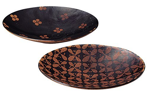 Pair oval plate Medium Bowl