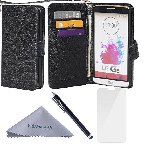 lg g3 case flip - 3