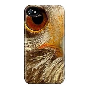 Premium [JjUgIOH7240ficCd]hawk Face Case For Iphone 4/4s- Eco-friendly Packaging