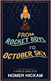 Front cover for the book Rocket Boys by Homer Hickam