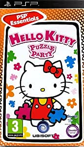 Hello Kitty Puzzle Party (PSP)