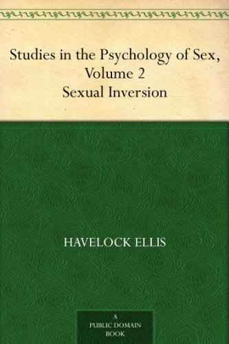 Ellis havelock in psychology sex study