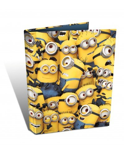 Despicable Me- A4- Minions Ring Binder