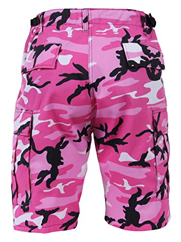 Rothco Bdu Short P/C - Pink Camo, Large by Rothco (Image #3)