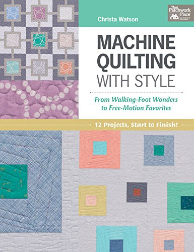 Machine Quilting with Style: From Walking-Foot Wonders to Free-Motion Favorites - Easy Free Sewing Patterns