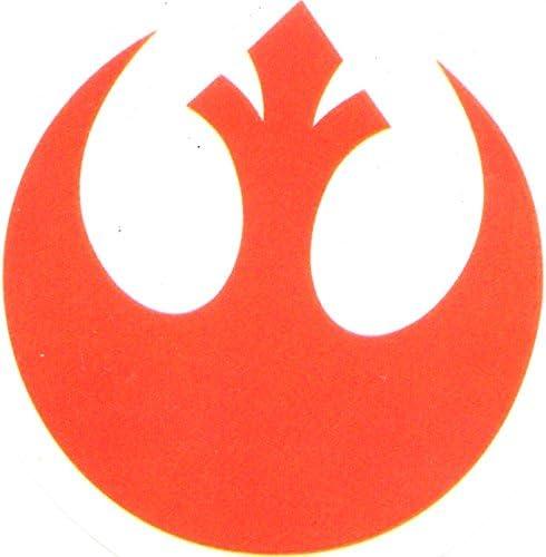 STAR WARS Rebel Alliance Symbol Vinyl decal sticker  BUY 2 GET 1 FREE