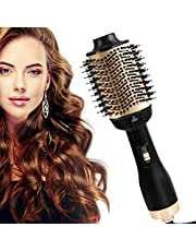 Meraif PREMIUM One Step Hair Dryer and Volumizer, AU Plug, Delivery from AU Warehouse, 5 in 1 Hair Dryer Brush Hot Air Brush Comb Blow Dryer Styler Brush Negative Ion Hair Dryer for All Hair Types