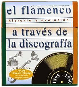Box El Flamenco A Traves De Discografia