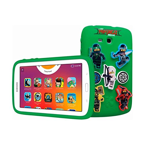 Samsung Galaxy Kids Tablet 7.0'' THE LEGO NINJAGO MOVIE Edition by Samsung