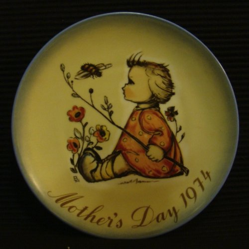 Schmid Mothers Day Plate - 7