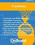 Fractions: Fractions & Mixed Numbers, Equivalent Fractions, Compare & Order Fractions, Add & Subtract Fractions w/ unlike denominators, Add and ... Numbers, Divide Fractions & Mixed Numbers