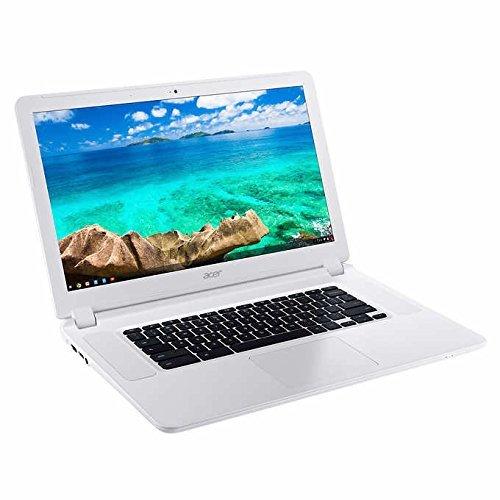 2018 Flagship Acer 15.6″ Full HD IPS WLED Chromebook – Intel Dual-Core Celeron 3205U 1.5GHz, 4GB DDR3, 32GB SSD, 802.11ac, Bluetooth, HD Webcam, HDMI, SD card reader, USB 3.0, Chrome OS