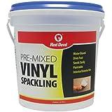 Red Devil 0531 Pre-Mixed Vinyl Spackling, 1 Gallon, Pack of 1, White