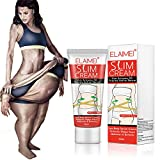 UniForU Slim Cream - Cellulite Removal Cream Fat Burning Cream Anti Cellulite Weight Losing & Slimming Cream For Arms/Legs/Waist/Abdomen/Buttock - 60ml