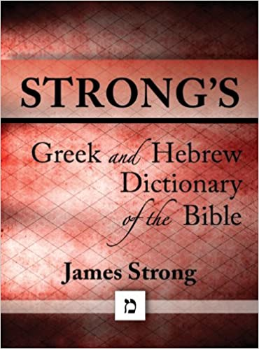 Greek Bible Dictionary Pdf