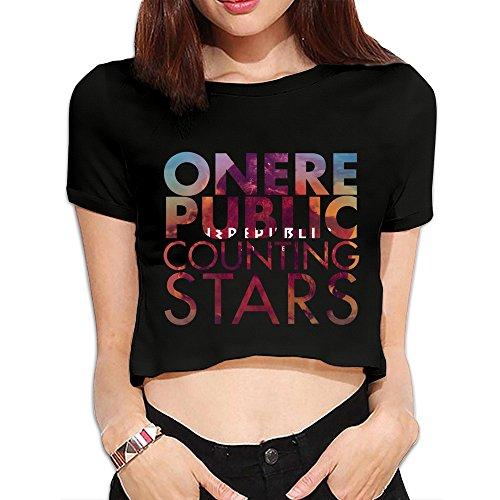 Onerepublic Counting Stars Short Sleeve Women Online T Easeful