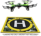 LANDING-PAD-for-Remote-Control-Helicopter-Quadcopter-FPV-Drones-HELIPAD-ONLY
