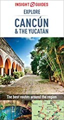 Insight Explore Guides: pocket-sized books to inspire your on-foot exploration of top international destinations. Experience the best of Cancun and the Yucatan with this indispensably practical Insight Explore Guide. From making sure you don'...