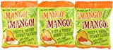 Trader Joe's Mango! Mango! Fruit Yogurt Gummies Pack of 3