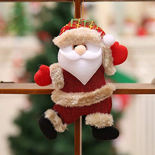 2018 Merry christmas ornaments christmas Gift Santa Claus