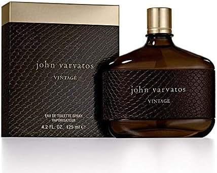 John Varvatos Vintage Men's Cologne Spray, 4.2 fl. Oz. EDT