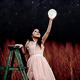 BRIGHTWORLD Moon Lamp Moon Night Light 3D Printed