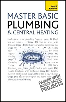 Book Basic Plumbing And Central Heating: Teach Yourself