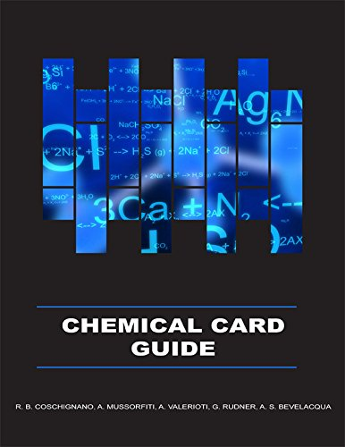 Chemical Card Guide pdf